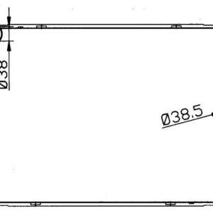 E87 {E90/91/92} РАДИАТОР ОХЛАЖДЕН (см.каталог)