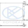 IX35 {KIA SPORTAGE 10-} РАДИАТОР ОХЛАЖДЕН (бензин) MT (KOYO)