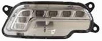 W212 {W208 CLK 09-} ФОНАРЬ ГАБАРИТНЫЙ ПРАВ ПЕРЕД , ДИОД (AVANTGARD) AMG