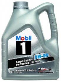 MOBIL 1 МАСЛО МОТОРНОЕ 4Л 5W50