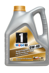 MOBIL 1 МАСЛО МОТОРНОЕ 4Л 0W40