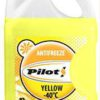 PILOTS YELLOW LINE {-40°С} АНТИФРИЗ 10 КГ ЖЕЛТ