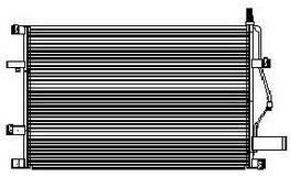 S80 {+(S70/V70/C70/XC70/S60 00- )} КОНДЕНСАТОР КОНДИЦ (см.каталог)