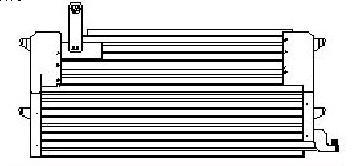 PASSAT КОНДЕНСАТОР КОНДИЦ (NISSENS) (AVA) (см.каталог)