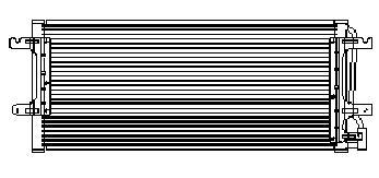 TRANSPORTER КОНДЕНСАТОР КОНДИЦ (NISSENS) (NRF) (см.каталог)